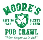 Moore's Irish Pub Crawl