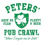 Peters' Irish Pub Crawl