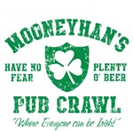 Mooneyhan's Irish Pub Crawl