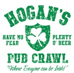Hogan's Irish Pub Crawl