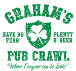 Graham's Irish Pub Crawl