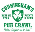 Cunningham's Irish Pub Crawl
