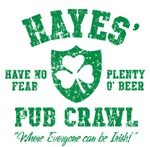 Hayes' Irish Pub Crawl