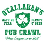 O'Callahan's Irish Pub Crawl
