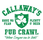Callaway's Irish Pub Crawl