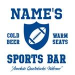 Custom Sports Bar