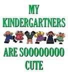 Cute Kindergartners