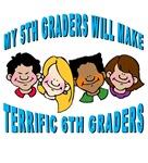 Terrific Fifth Graders