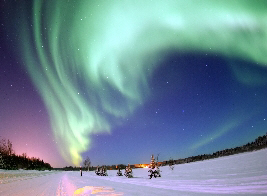 Northern Lights - Aurora Borealis Science Gifts