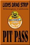 Lions Pit Pass
