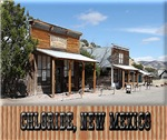 Chloride, New Mexico Ghost Town