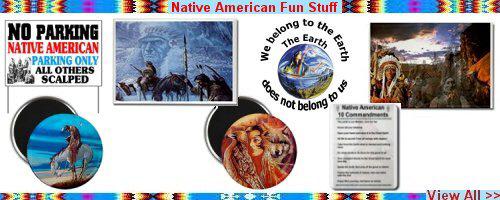 Native American Fun Stuff
