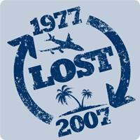 TV LOST 1977 - 2007 Time Travel