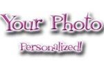 your Photo Personalized