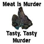 Meat is... -