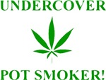 Undercover Pot Smoker