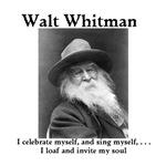 Walt Whitman - celebrate