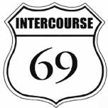Intercourse 69 T-Shirts Apparel