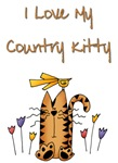 I Love My Country Kitty