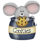 Mouse in Cookie Jar