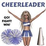 Cheerleader #1