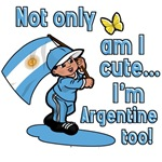 Cute and Argentine!