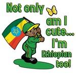 Someone in Ethiopia loves me!