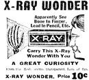 X-RAY WONDER