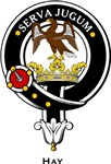 Hay Clan Crest Badge