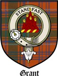 Grant Clan Crest / Tartan / Badge