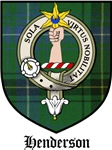 Henderson Clan Badge / Crest / Tartan