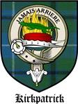 Kirkpatrick Clan Badge / Crest / Tartan