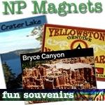 National Park Magnets