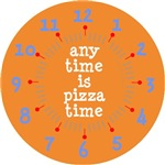 PIZZA TIME t-shirts and gifts