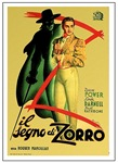 Vintage Zorro Movie Poster