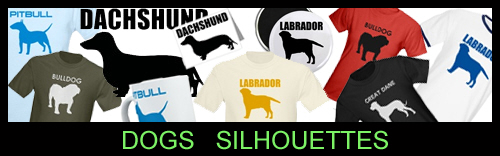 Dogs Silhouettes!