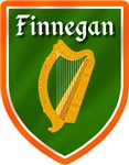 Finnegan Family Crest