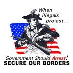 USA When Illegals