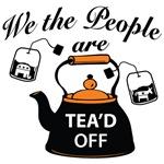 Tea Party: Tea Party Protest Designs
