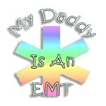My Daddy Is An EMT Baby T-Shirts & Gifts