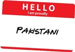 Hello I am proudly Pakistani
