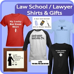Law School Shirts And Gifts