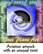 Just Plane Art