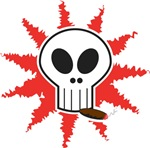 Smoking Skulls