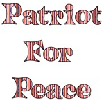 Patriot For Peace