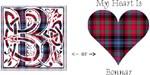 Monogram / My Heart Is...