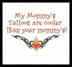 Mommy's Tattoos