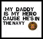 Daddy's In the Navy