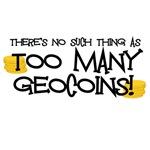 Too Many Geocoins?!