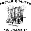 French Quarter T-Shirts